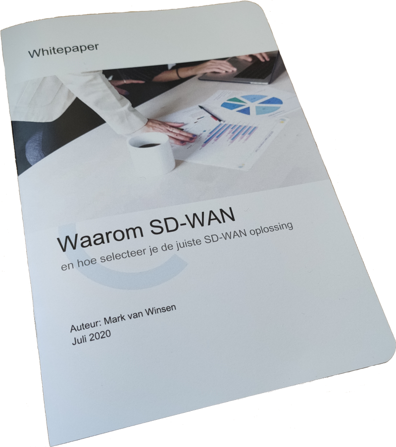 Whitepaper: Waaom SD-WAN